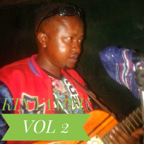 Volume 2 by Kuku Danger (Nzokolo)