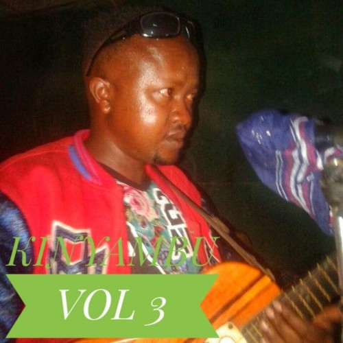 Volume 3 by Kuku Danger (Nzokolo)