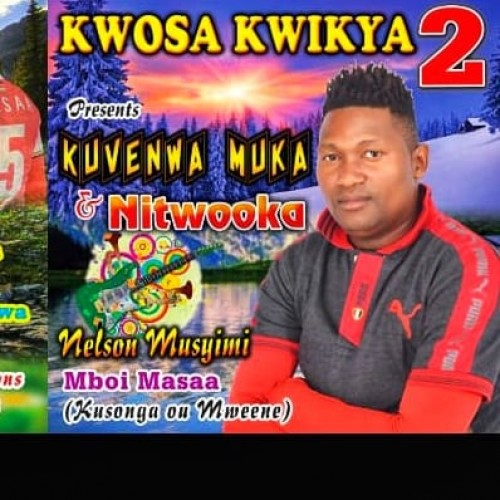 Volume 3 by Mboi Masaa-Syambo Isu