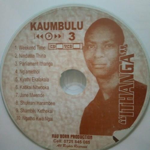 Volume 3 by Kaumbulu