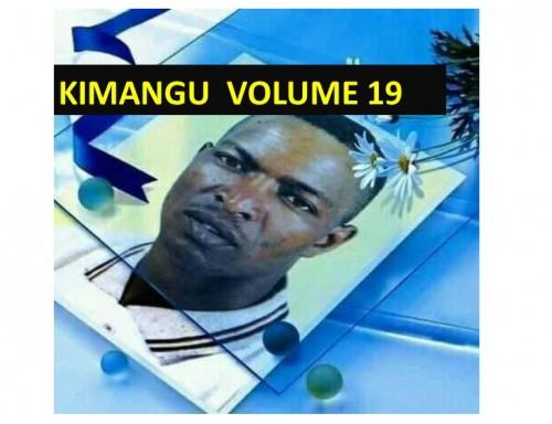 Kimangu Volume 19 by Kijana