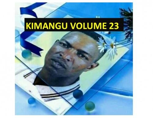 Kimangu Volume 23 by Kijana