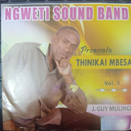 Volume 1 by J.guy. Mulingi