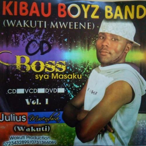 Volume 1 by Wakuti mweene