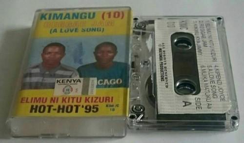 Kimangu Volume 10 by Kijana