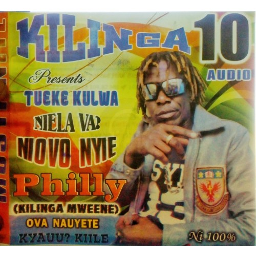Volume 10 by Kilinga