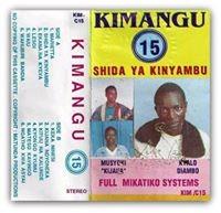 Kimangu Volume 15 by Kijana
