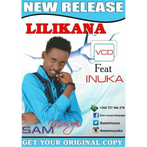 Lilikana Album by Sam Musya