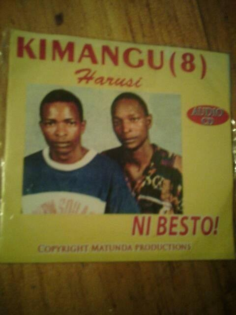 Kimangu Volume 8 by Kijana