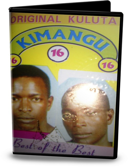 Kimangu Volume 16 by Kijana