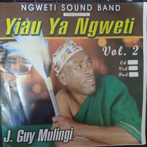 Volume 2 by J.guy. Mulingi