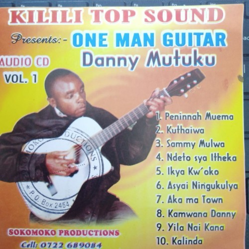 Volume 1 by Danny Mutuku