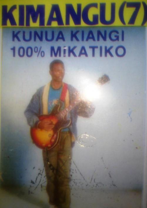 Kimangu Volume 7 by Kijana