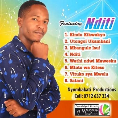 Volume 1 by Mbangule