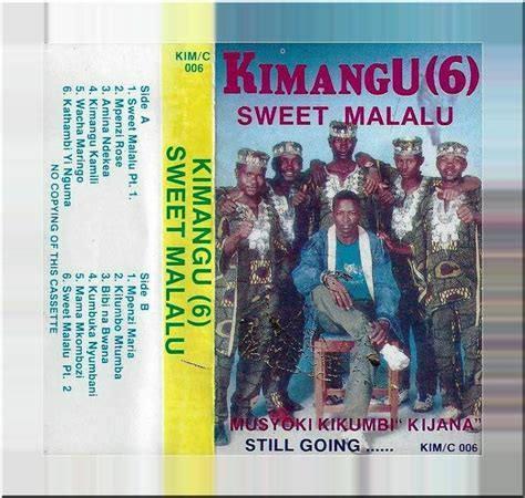Kimangu Volume 6 by Kijana