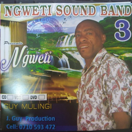 Volume 3 by J.guy. Mulingi