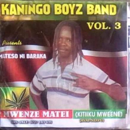 Volume 3 by Mwenze Matei (Katiiku)
