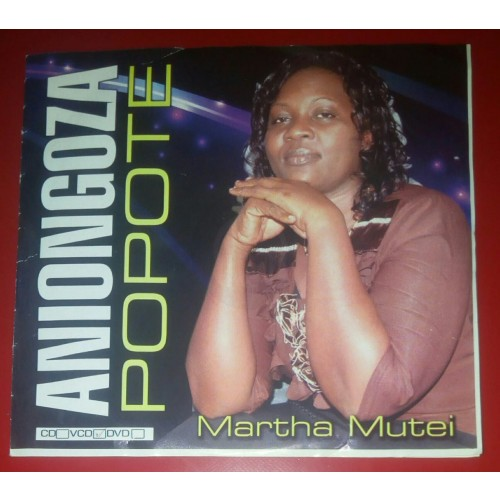 Volume 1 by Martha Mutei