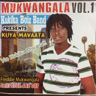 Volume 1 by Mukwangala