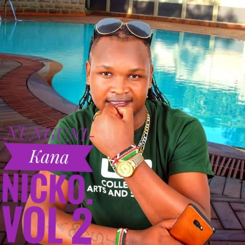 Volume 2 by Kana Nicko