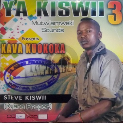 Volume 3 by Kiswii (Star ya masinga)