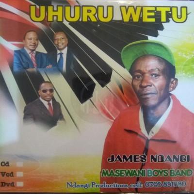 Uhuru Wetu by Masewani