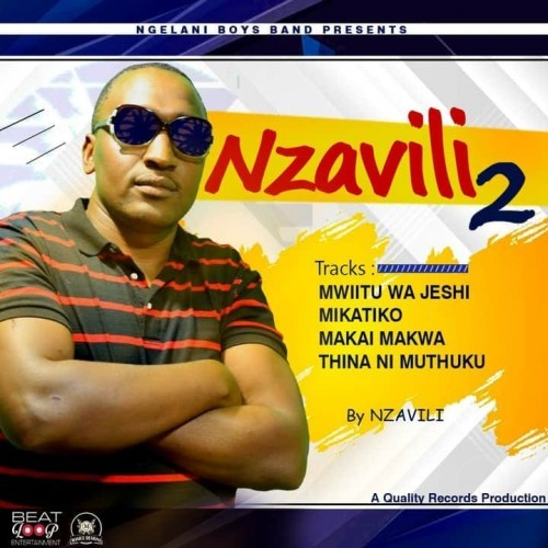 Volume 2 by Nzavili Mweene