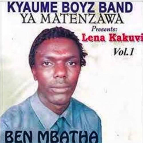 Volume 01 by Kativui Mweene