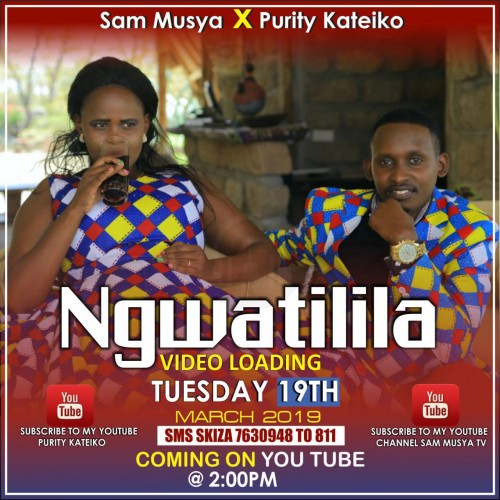 Ngwatiliila/Valua Album by Sam Musya