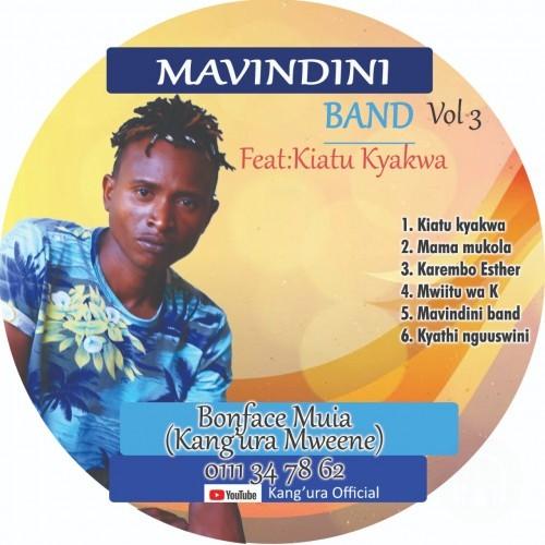 Volume 3 by Kang'ura Mweene