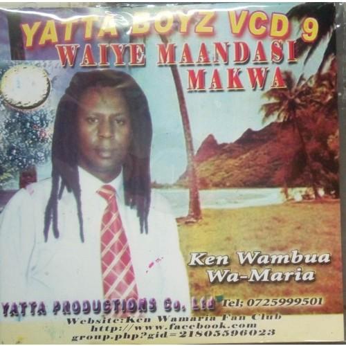 Volume 9-Yatta by Ken Wamaria