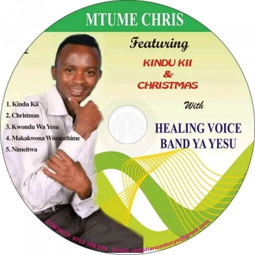 Kindu Kii Kya Yesu Album by Chris Ndonye