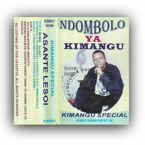 Kimangu Volume 18 by Kijana