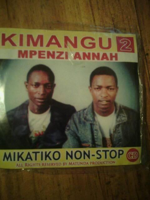 Kimangu Volume 2 by Kijana