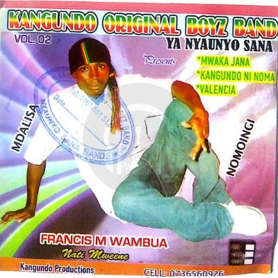 Volume 2 by Nyaunyo