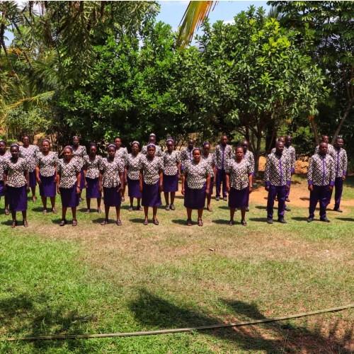 Volume 1 by AIC Mwingi Township Choir