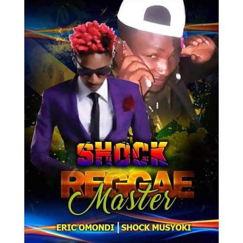 Shock Reggae by Shock-Umeme