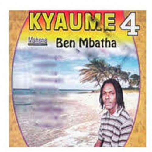 Volume 4 by Kativui Mweene