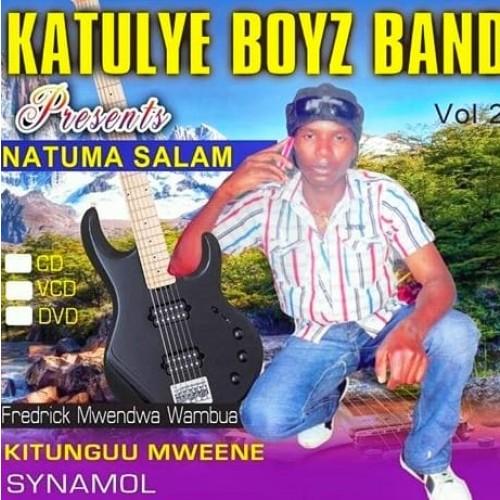 Volume 1 by Kitunguu Mweene