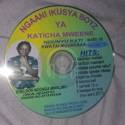 Level 1 by Katicha Sanitizer Mweene(ndunyu kati)