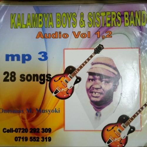 Volume 2 by Kalambya
