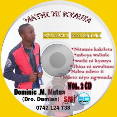 Volume 2 by Dominic Musyoka Mutua (Damian)