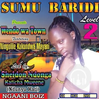 Level2 by Katicha Sanitizer Mweene(ndunyu kati)