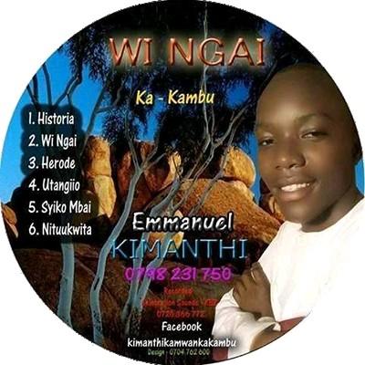 Wi Ngai by Emmanuel Kimanthi