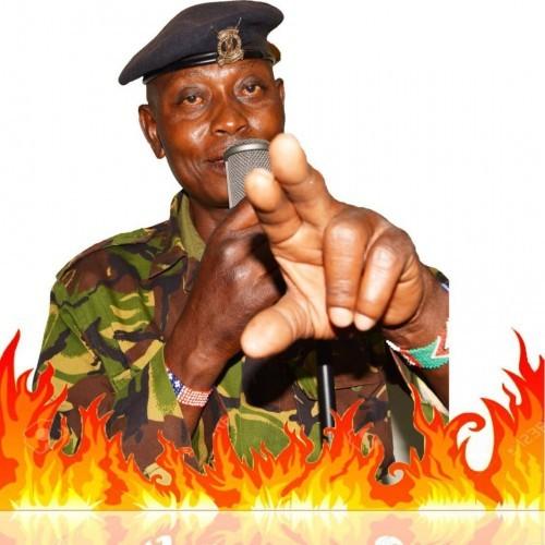 Mutua Mweene(Airforce 2)