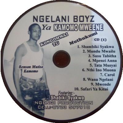 Kamomo Mweene(Ngelani Boyz Band)