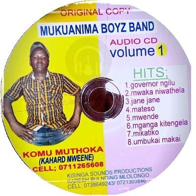 Kahard mweene(Mukuanima boyz band)