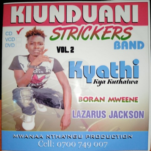 Boran Mweene(Kiunduani strikers Band)