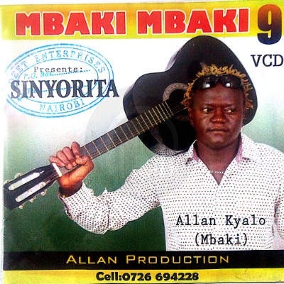 Mbaki Mbaki(Musyau Boyz Band)