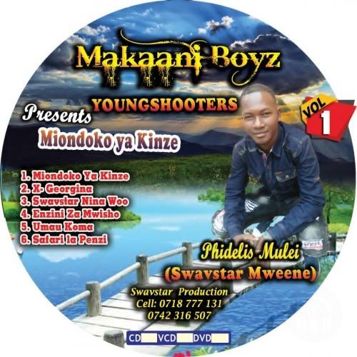 Swavstar Mweene(Makaani Boyz Band)